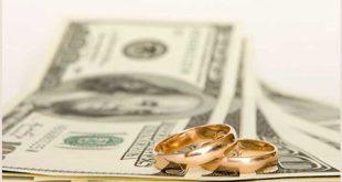 ازدواج به خاطر پول درست است یا خیر؟